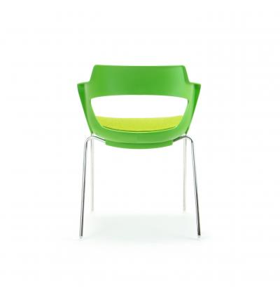 CS Zen Green fourleg Upholstered 5
