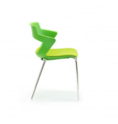 CS Zen Green fourleg Upholstered 7