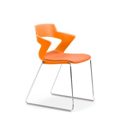 CS Zen orange Sled Seatpad