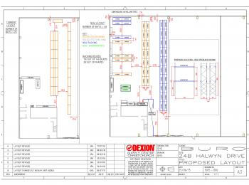 Buro floor Plan 1