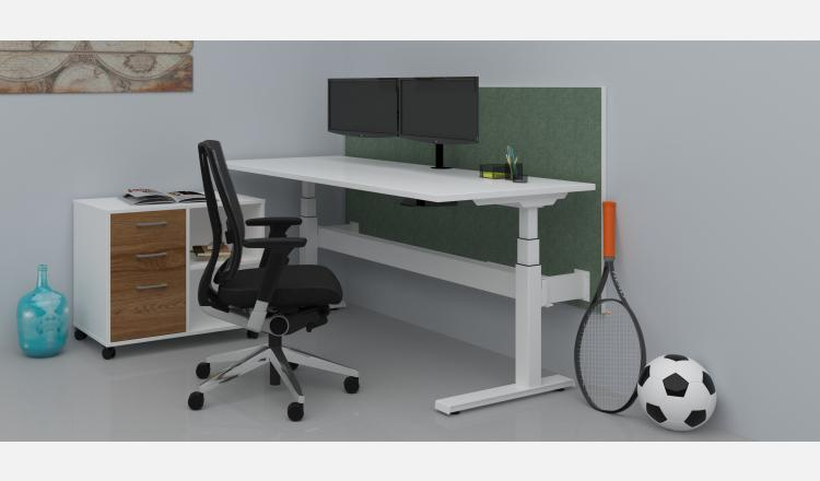Scene Accent Summit electric desk 136